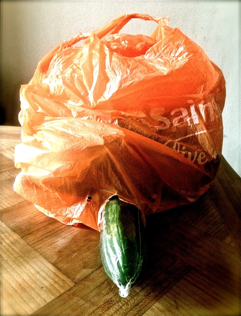 Rude Cucumber